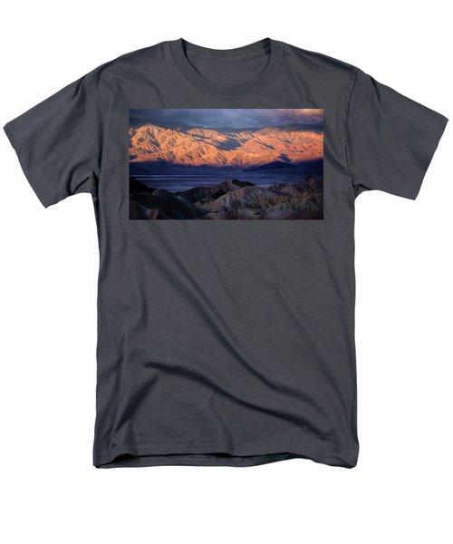 Imagine Men's T-Shirt  (Regular Fit) by Bjorn Burton