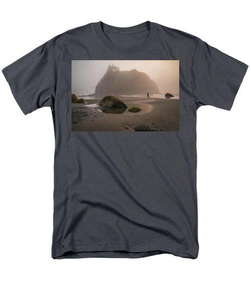 In A Fog Men's T-Shirt  (Regular Fit) by Kristopher Schoenleber