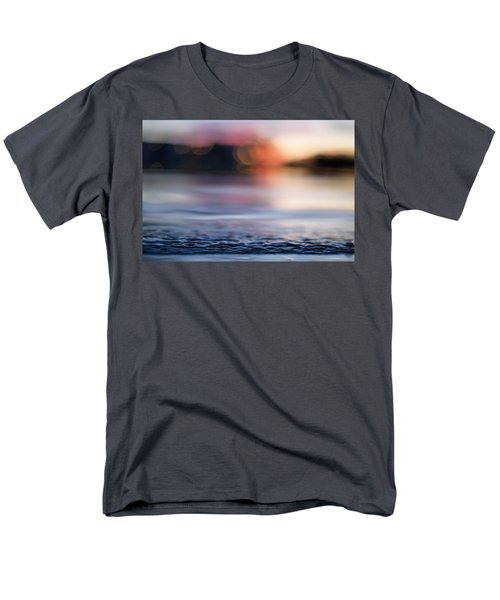 Men's T-Shirt  (Regular Fit) featuring the photograph In-between Days by Laura Fasulo