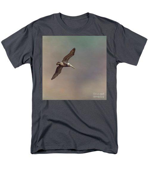 In Flight 2 Men's T-Shirt  (Regular Fit) by Phil Mancuso