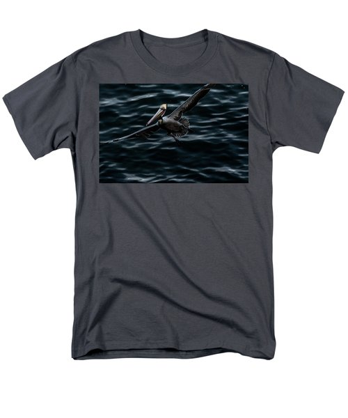 In-flight Men's T-Shirt  (Regular Fit) by James David Phenicie