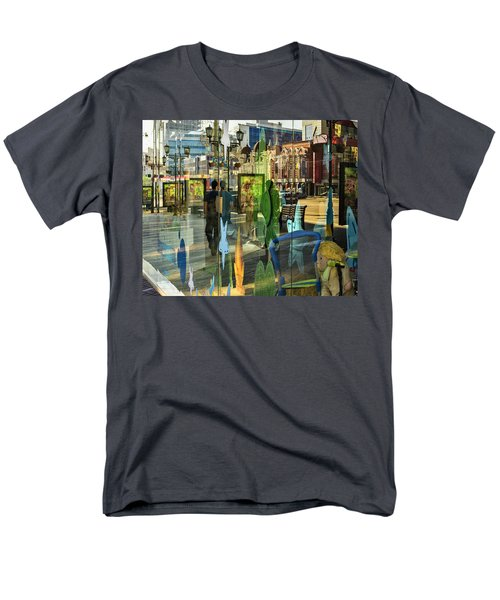 In The City Men's T-Shirt  (Regular Fit) by Vladimir Kholostykh