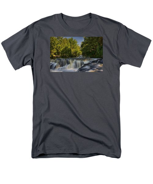 In The Middle Of The Middle Branch Men's T-Shirt  (Regular Fit) by Dan Hefle