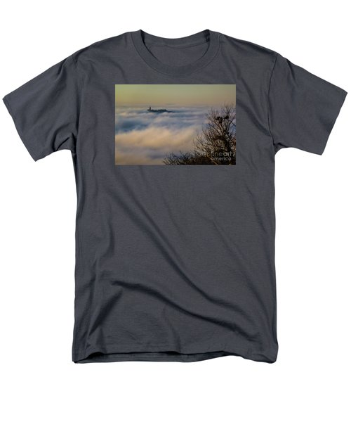 In The Mist 1 Men's T-Shirt  (Regular Fit) by Jean Bernard Roussilhe