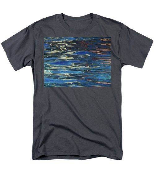 In The Pool Men's T-Shirt  (Regular Fit) by Evelyn Tambour