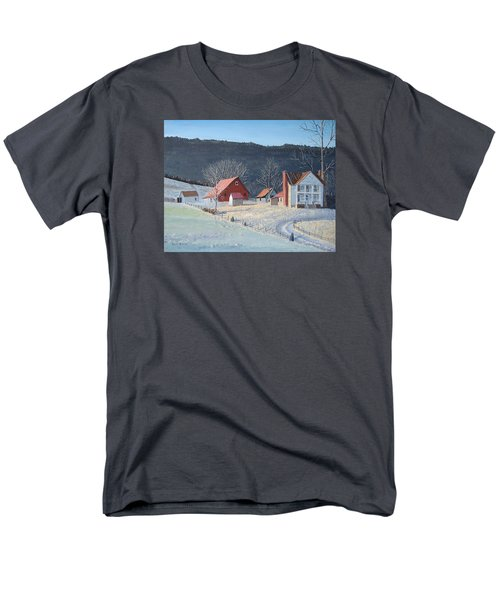 In The Winter Of My Life Men's T-Shirt  (Regular Fit) by Norm Starks