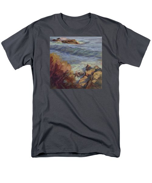 Incoming Wave Men's T-Shirt  (Regular Fit) by Jane Thorpe