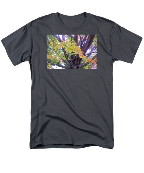 Indian Tree Men's T-Shirt  (Regular Fit) by Kristine Nora