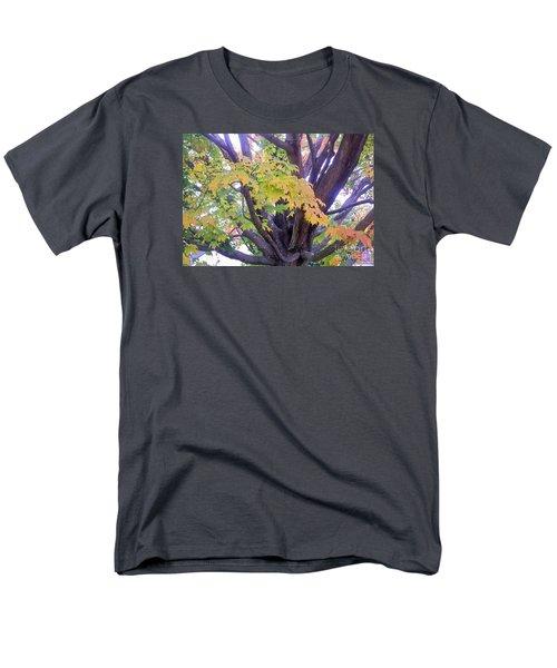 Indian Tree Men's T-Shirt  (Regular Fit)