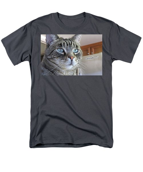 Indy Men's T-Shirt  (Regular Fit) by Vivian Krug Cotton