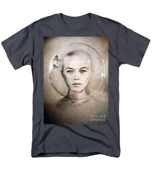 Inner World Men's T-Shirt  (Regular Fit) by Jacky Gerritsen