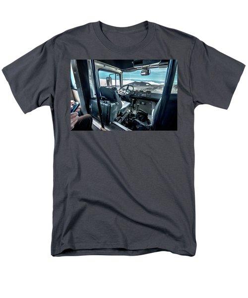 Inside The Etna Tour Unimog Men's T-Shirt  (Regular Fit)