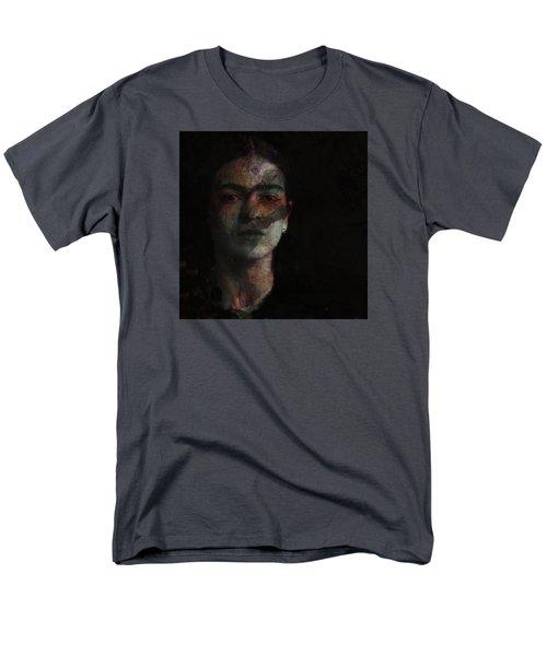 Inspiration Frida Kahlo  Men's T-Shirt  (Regular Fit) by Paul Lovering