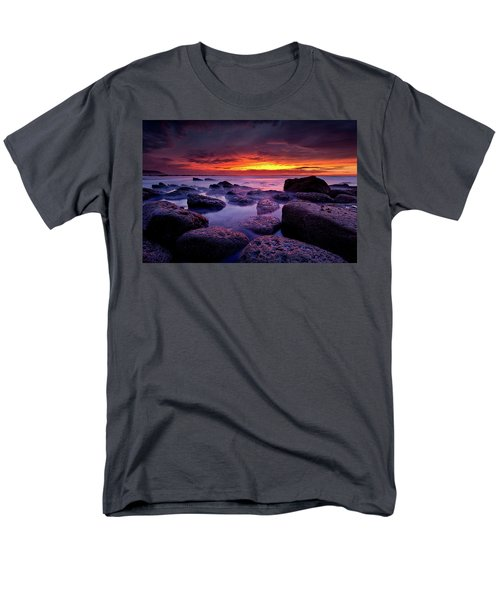 Men's T-Shirt  (Regular Fit) featuring the photograph Inspiration by Jorge Maia