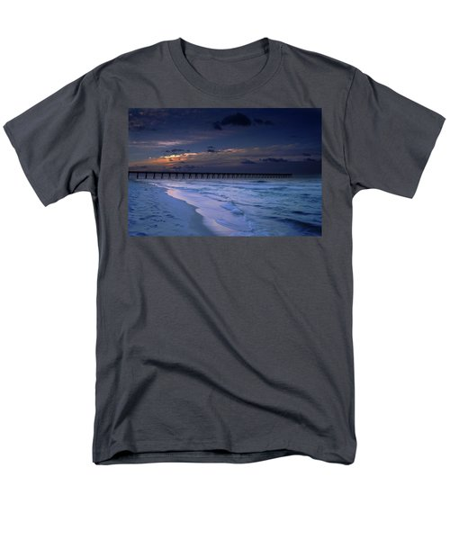 Men's T-Shirt  (Regular Fit) featuring the photograph Into The Night by Renee Hardison