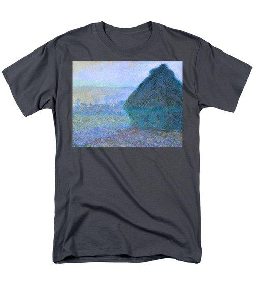 Inv Blend 21 Monet Men's T-Shirt  (Regular Fit) by David Bridburg