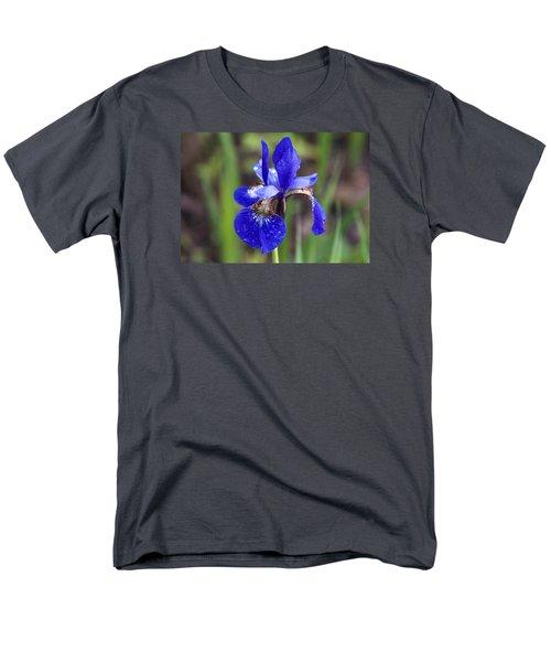 Iris Men's T-Shirt  (Regular Fit) by Dan Hefle