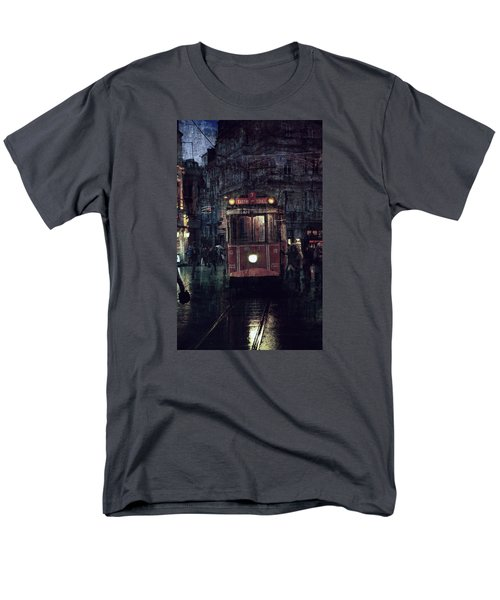 Istanbul Men's T-Shirt  (Regular Fit) by Vittorio Chiampan