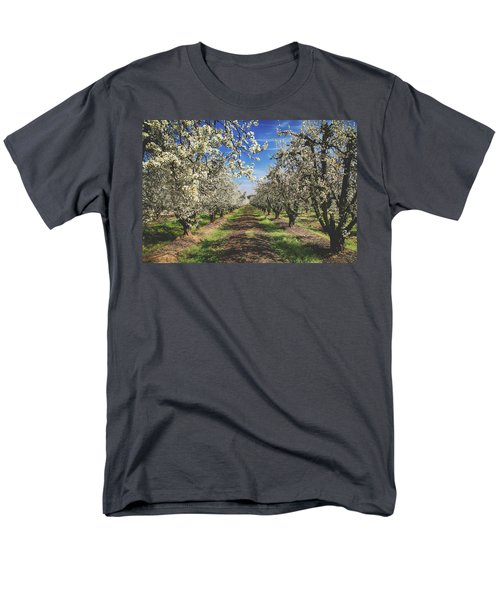 Men's T-Shirt  (Regular Fit) featuring the photograph It's A New Day by Laurie Search