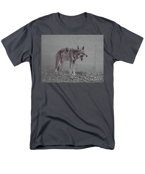 Men's T-Shirt  (Regular Fit) featuring the photograph It's Been A Rough Day by Anne Rodkin