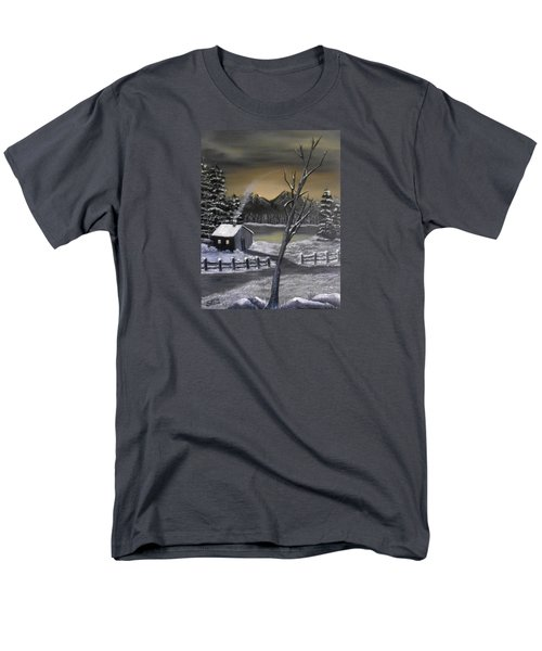 It's Cold Outside Men's T-Shirt  (Regular Fit) by Sheri Keith