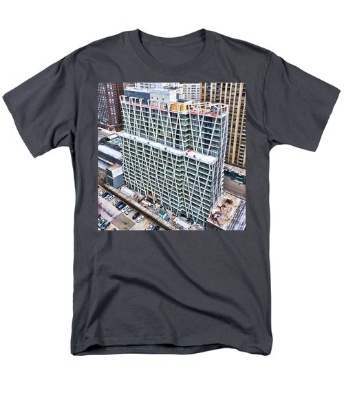 Jan 2015 Men's T-Shirt  (Regular Fit) by Steve Sahm