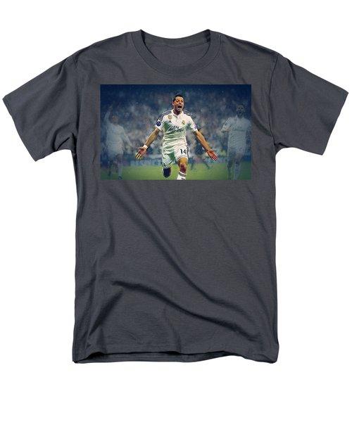 Javier Hernandez Balcazar Men's T-Shirt  (Regular Fit) by Semih Yurdabak