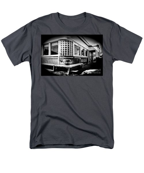 Men's T-Shirt  (Regular Fit) featuring the photograph Jax Diner, Truckee by Vinnie Oakes