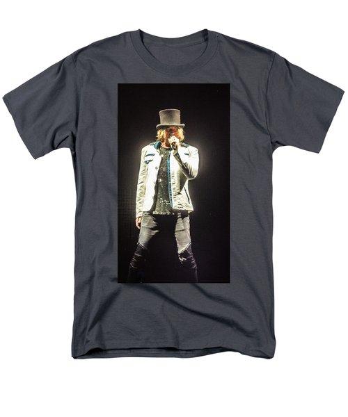 Joe Elliott Men's T-Shirt  (Regular Fit) by Luisa Gatti