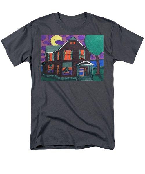 John Wells Home. Men's T-Shirt  (Regular Fit) by Jonathon Hansen