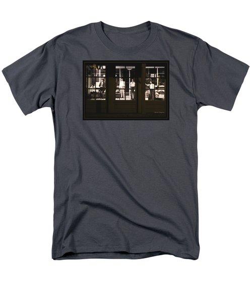 Jonesborough Tennessee 15 Men's T-Shirt  (Regular Fit) by Steven Lebron Langston