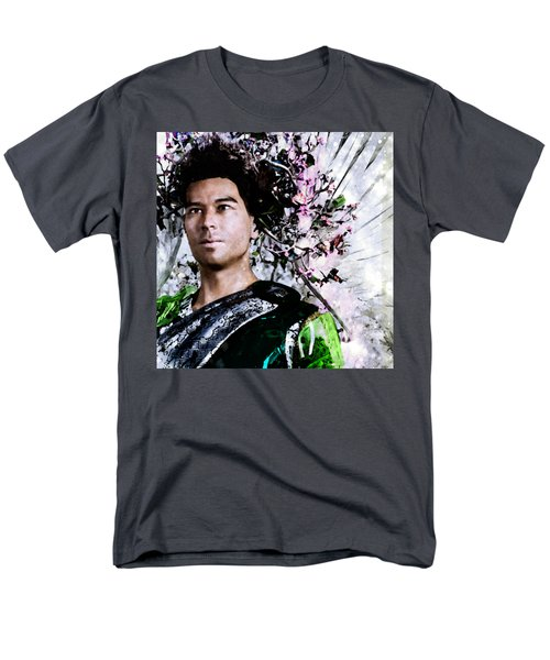 Joy Of Spring Men's T-Shirt  (Regular Fit) by Suzanne Silvir
