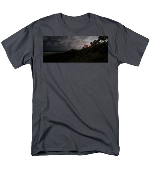 Men's T-Shirt  (Regular Fit) featuring the photograph Juno Beach by Laura Fasulo