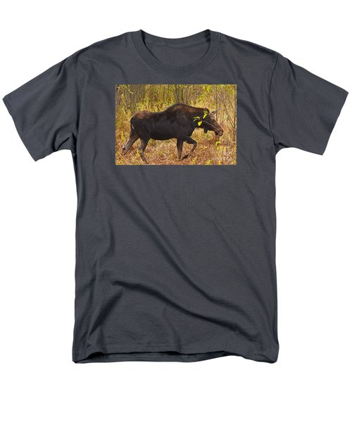 Men's T-Shirt  (Regular Fit) featuring the photograph Just Passing Trhough by Sam Rosen