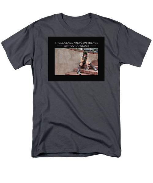Kellie Peach 10-204 Men's T-Shirt  (Regular Fit) by David Miller