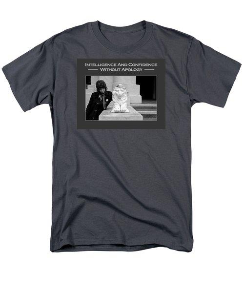 Kellie Peach 7-87 Men's T-Shirt  (Regular Fit) by David Miller