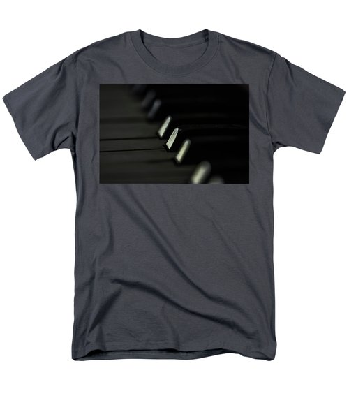 Men's T-Shirt  (Regular Fit) featuring the photograph Keys by Jay Stockhaus