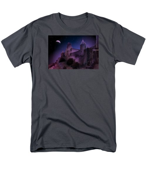 Men's T-Shirt  (Regular Fit) featuring the photograph King Of My Castle by Bernd Hau