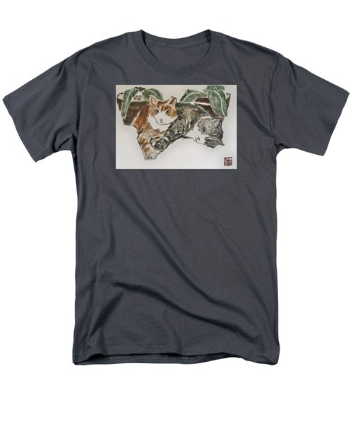 Kittens Men's T-Shirt  (Regular Fit)