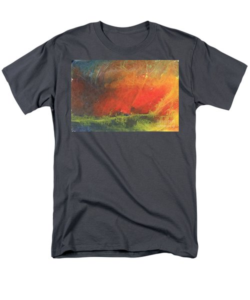 La Caleta Del Diablo Men's T-Shirt  (Regular Fit) by Jackie Mueller-Jones