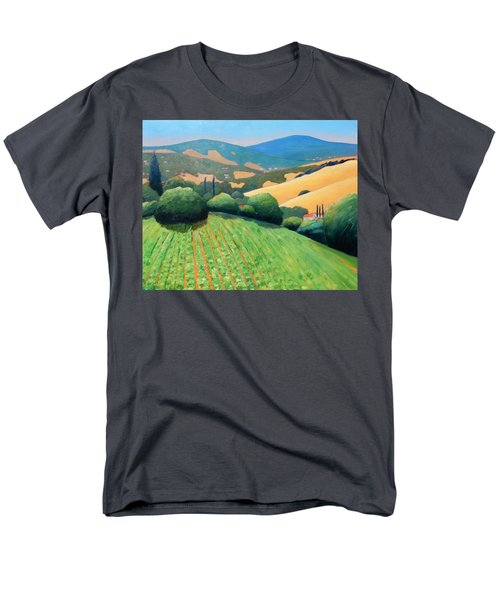 La Rusticana Revisited Men's T-Shirt  (Regular Fit) by Gary Coleman