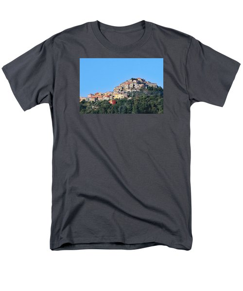 La Spezia Thru The Heart Of Tuscany To Florence Men's T-Shirt  (Regular Fit) by Allan Levin