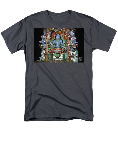 Men's T-Shirt  (Regular Fit) featuring the photograph Ladakh_27-5 by Craig Lovell