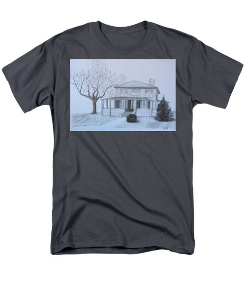 Lady's 1950 Men's T-Shirt  (Regular Fit)