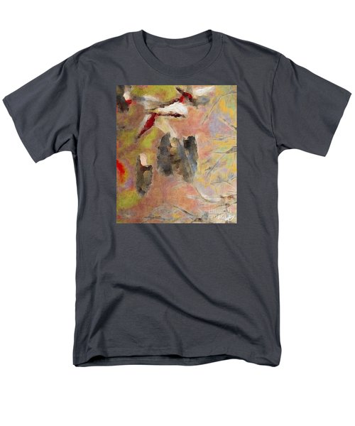 Men's T-Shirt  (Regular Fit) featuring the photograph Lake Life by William Wyckoff