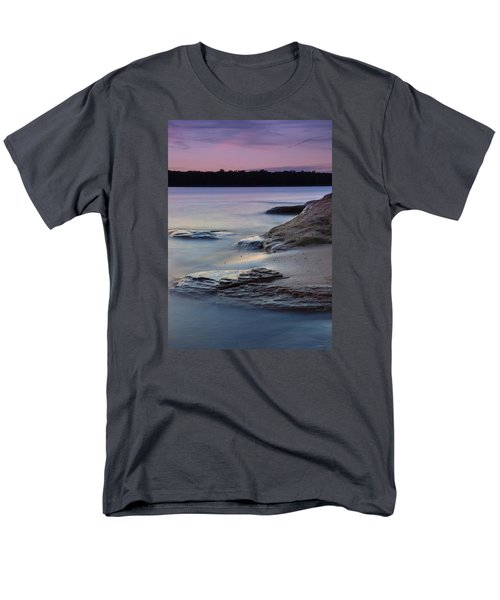 Lake Sunset V Men's T-Shirt  (Regular Fit)