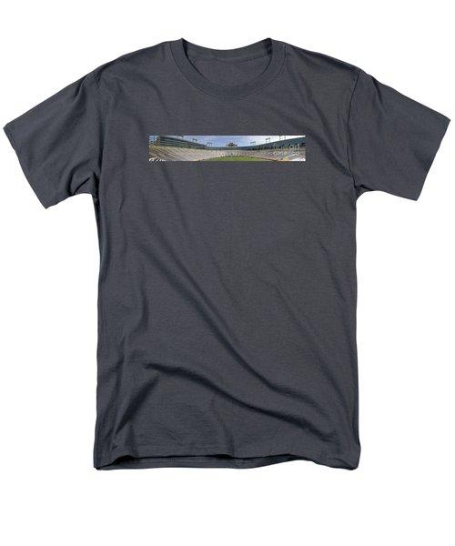 Men's T-Shirt  (Regular Fit) featuring the photograph Lambeau Field Staduim  by Ricky L Jones