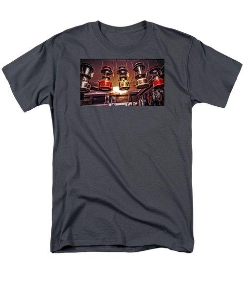 Lanterns For Sale Men's T-Shirt  (Regular Fit) by Bonnie Bruno