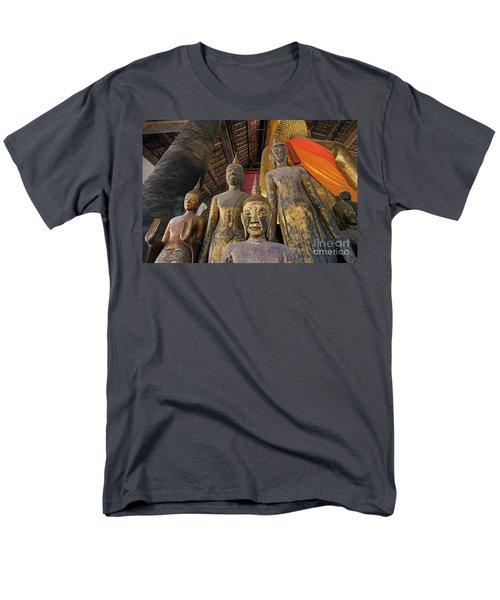 Men's T-Shirt  (Regular Fit) featuring the photograph Laos_d186 by Craig Lovell