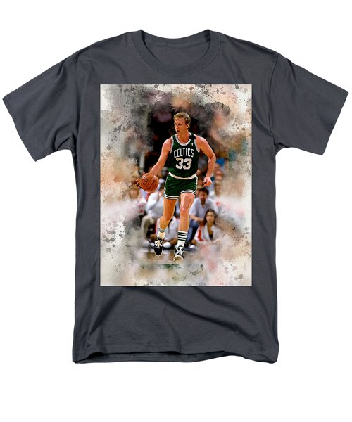 Larry Bird Men's T-Shirt  (Regular Fit)